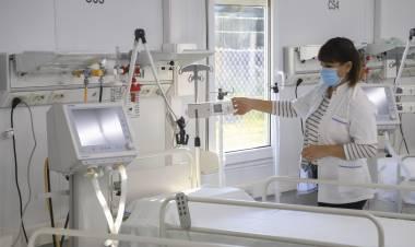 INFORME EPIDEMIOLÓGICO DEL COE REGIONAL TRASLASIERRA DEL LUNES 22 DE FEBRERO DE 2021.