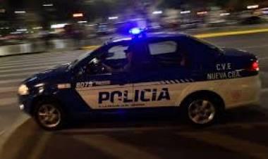PARTE POLICIAL DE LA DEPARTAMENTAL SAN JAVIER,DEL MIÉRCOLES 24 DE FEBRERO DE 2021.