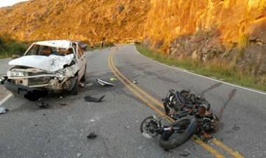 ACCIDENTE FATAL EN ALTAS CUMBRES EN LA TARDE DEL SÁBADO 27 DE FEBRERO.