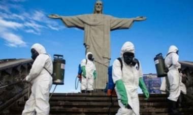 COLAPSO EN BRASIL POR EL CORONAVIRUS: DECRETAN EL TOQUE DE QUEDA EN RÍO DE JANEIRO.