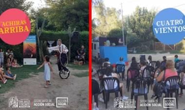 """SAN JAVIER ,TRASLASIERRA : CULMINÓ CON TODO ÉXITO EL CICLO """"EL ARTE EN FAMILIA""""."""