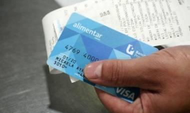 TARJETA ALIMENTAR : DETUVIERON A SEIS FUNCIONARIOS POR  DESVIAR 2 MILLONES DE PESOS A SUS CUENTAS.