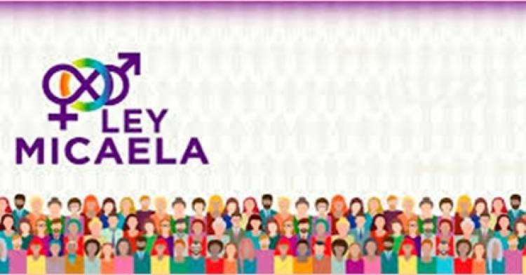 LEY MICAELA : PROPONEN QUE LOS MEDIOS QUE RECIBAN PAUTA,SE CAPACITEN EN  TEMAS DE GÉNERO.