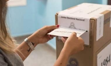 ELECCIONES 2021 - LAS PASO SERÁN EL 8 DE AGOSTO Y LAS GENERALES EL 24 DE OCTUBRE.