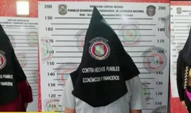PARAGUAY :  TRES ARGENTINOS FUERON DETENIDOS POR P.C.R FALSOS.
