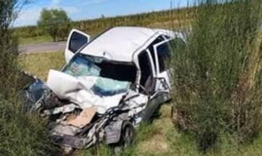 SAN LUIS : ACCIDENTE FATAL EN AUTOPISTA DE SERRANÍAS PUNTANAS, UNA PERSONA FALLECIÓ.