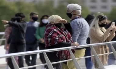 CORONAVIRUS EN ARGENTINA: CONFIRMAN 81 MUERTES Y MAS DE 7.000 NUEVOS CASOS.