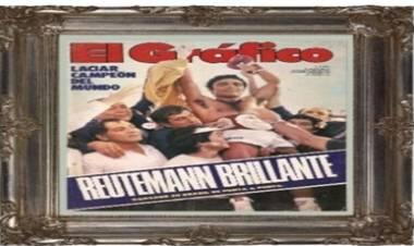 FALUCHO LACIAR, A 40 AÑOS DE LA EPOPEYA DE SOWETO.