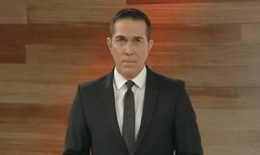 "EL CONDUCTOR RODOLFO BARRILI TIENE CORONAVIRUS : ""ME TOCÓ, CUÍDENSE"""