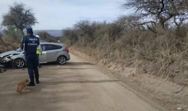 VILLA CURA BROCHERO : ACCIDENTE CASUAL EN EL CAMINO A LA GLORIA.