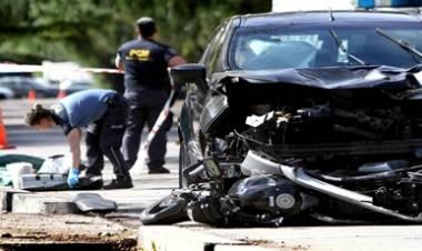 EN LO QUE VA DE 2021, MURIERON 1.675 PERSONAS EN ACCIDENTES VIALES EN EL PAÍS.