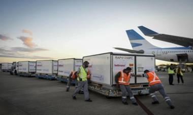 ARGENTINA :  ESTA SEMANA LLEGARÁN CASI 5 MILLONES DE VACUNAS SINOPHARM Y ASTRAZENECA.