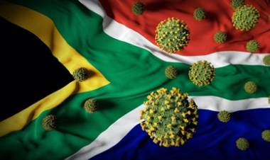SURGE UNA NUEVA VARIANTE DEL COVID EN SUDÁFRICA CON MÁS MUTACIONES QUE LA DELTA.