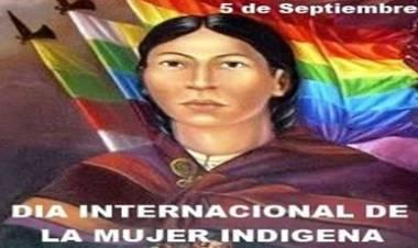 5 DE SEPTIEMBRE - DÍA INTERNACIONAL DE LA MUJER INDÍGENA.