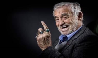 A LOS 88 AÑOS MURIÓ EL ACTOR JEAN-PAUL BELMONDO.
