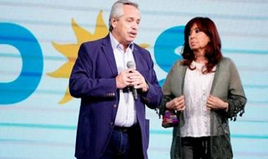 EL PRESIEDENTE ALBERTO FERNÁNDEZ ROMPIÓ EL SILENCIO Y AGRANDÓ LA TENSIÓN CON CRISTINA.