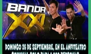 BANDA XXI EN LAS PATRONALES DE LUYABA. AUDIO RADIAL.