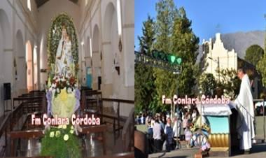 PATRONALES DE LA VIRGEN DE LA MERCED, EN LA LOCALIDAD DE LUYABA, TRASLASIERRA CÓRDOBA .