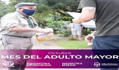 DÍA INTERNACIONAL DEL ADULTO MAYOR.