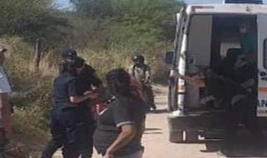 UN NIÑO ESTÁ MUY GRAVE, TRAS ACCIDENTE DE TRÁNSITO EN SAUCE ARRIBA, TRASLASIERRA.