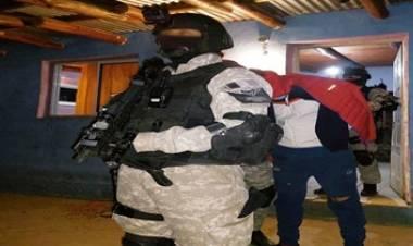 SAN JAVIER Y LUYABA : LUEGO DE DENUNCIAS ANÓNIMAS, DETIENEN A UN SUJETO POR COMERCIALIZACIÓN DE ESTUPEFACIENTES .