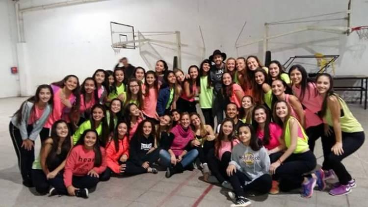 JORNADA INFANTIL EN BARRIO AERONÁUTICO - VILLA DOLORES, CÔRDOBA.