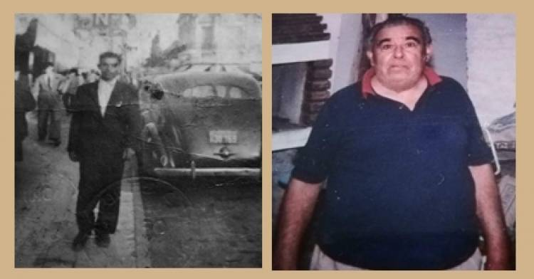 """VILLA DOLORES Y SUS PERSONAJES : DAMIÁN CALDERON """"EL ENFERMERO"""""""