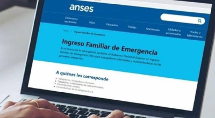 EL GOBIERNO PAGARÍA UN I.F.E DE 15.000 PESOS EN OCTUBRE.