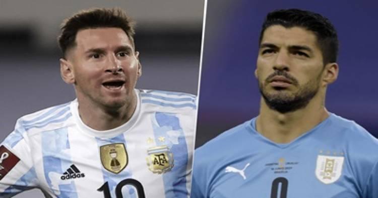DÍA, HORA Y TV PARA MIRAR ARGENTINA - URUGUAY POR LAS ELIMINATORIAS DE QATAR 2022.