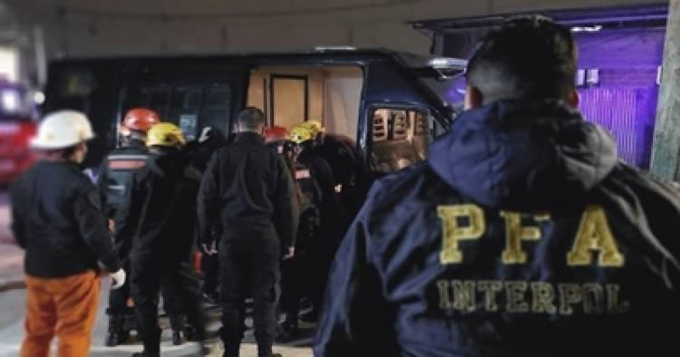DETIENEN A UN HOMBRE CONDENADO A 30 AÑOS DE PRISIÓN EN ITALIA QUE ESTABA PRÓFUGO EN LA ARGENTINA.