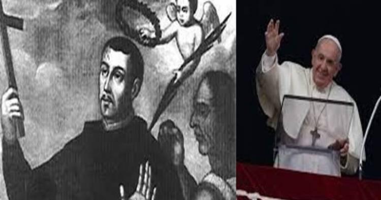 ¡¡ ALELUYA !! : EL PAPA FRANCISCO BEATIFICARÁ AL JUJEÑO PEDRO ORTIZ DE ZÁRATE.