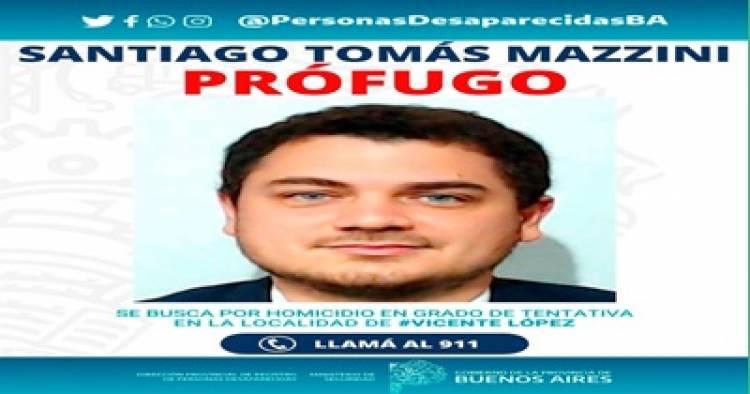 OFRECEN HASTA $4.000.000 POR DATOS DEL ABOGADO PRÓFUGO QUE ATROPELLÓ Y MATÓ A UN PILOTO.